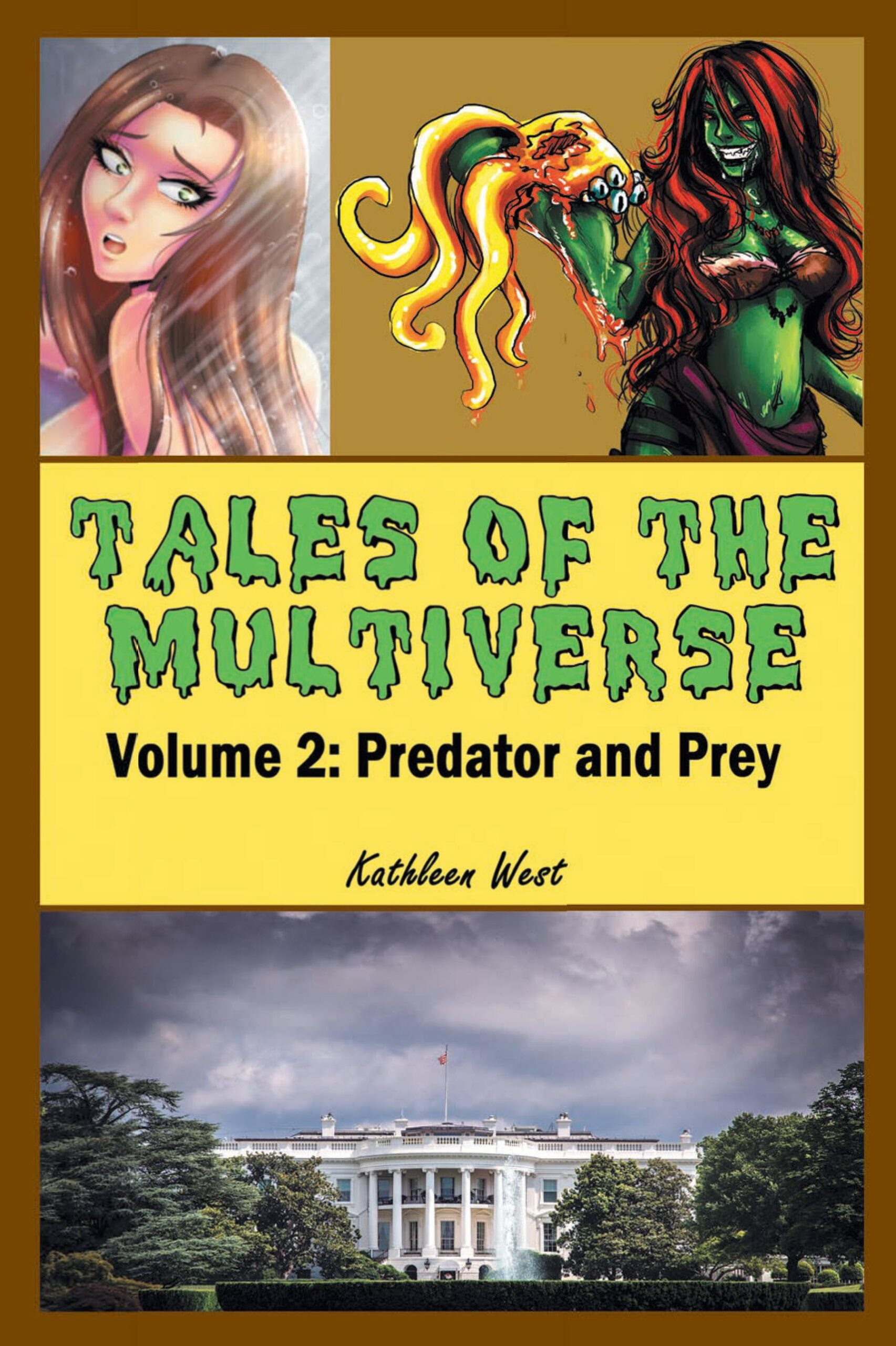 Tales of the Multiverse - Volume 2: Predator and Prey - Front Cover